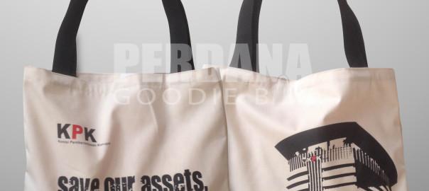 Harga Goodie Bag Bahan Drill