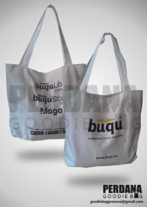 Harga Goodie Bag Kain Blacu Murah