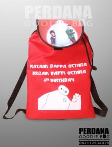 Jual Goodie Bag Ulang Tahun Desain Custom