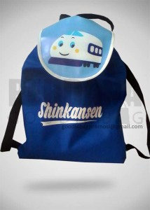 Goody Bag Ultah Anak Design Custom