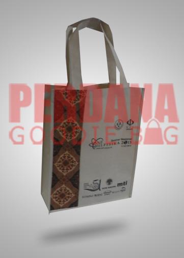 Tas Seminar Kit D300 Kombinasi Batik