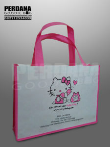 Goodie Bag Unik Desain Cusom