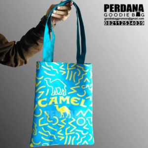 goodie bag kain kanvas printing by perdana