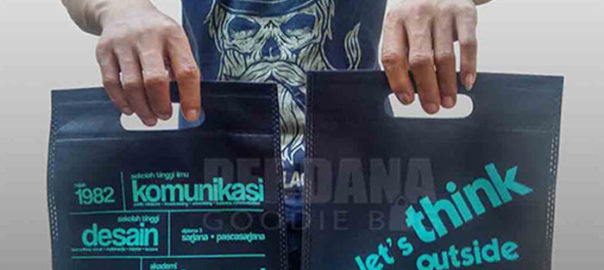 tas spunbond sablon model press by perdana goodie bag