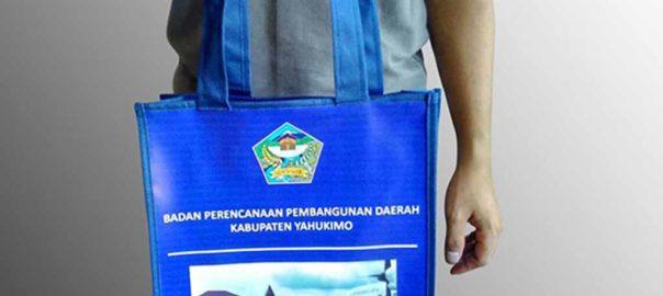 jual tas seminar bahan kalep custom perdana goodie bag