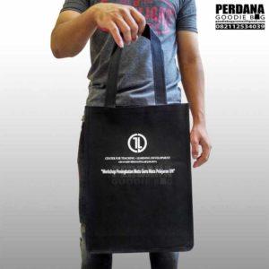 konveksi tas seminar murah spunbond Perdana Goodie Bag
