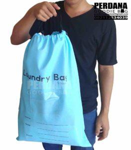 contoh tas laundry bahan spunbond by perdana