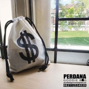 pouch serut blacu dollar by perdana Q3790