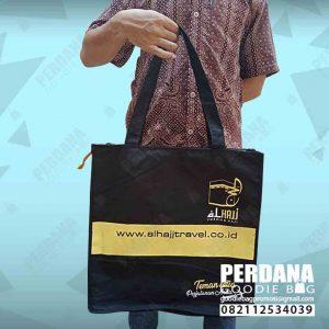 tas kanvas untuk promosi travel haji di Makassar id4210