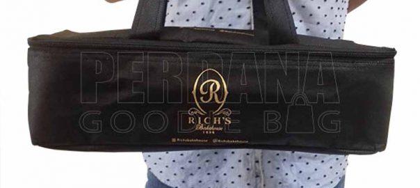 tas untuk promosi custom di Perdana Goodie Bag