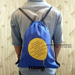 tas souvenir model drawstring bag