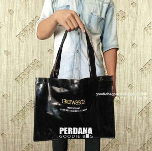 Tas goodie bag kalep desain printing by perdana goodie bag