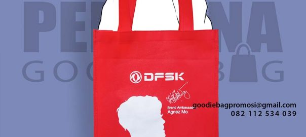 30+ Portofolio Goodie Bag Spunbond Bahan Ramah Lingkungan id5682P