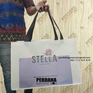 Goodie Bag Promosi Bahan Spunbond Rusun Harum Tebet Jakarta Id4712