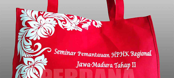 Tas Kanvas Murah Jakarta By Perdana