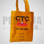 Tas Promosi Bahan Kanvas CTC