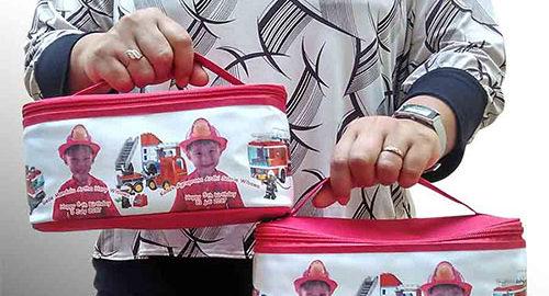 contoh goodie bag ultah anak model pouch