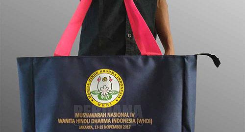 tas untuk seminar kit produksi perdana