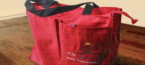 tas jinjing kanvas lpjkn kebayoran dari Perdana Goodie Bag Q3823