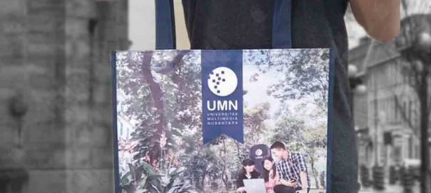 tas printing kalep UMN Serpong By Perdana Q3831